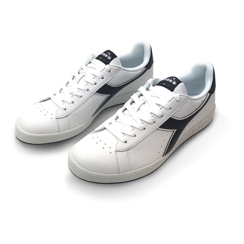 Diadora Game P White & Black - PremierVII