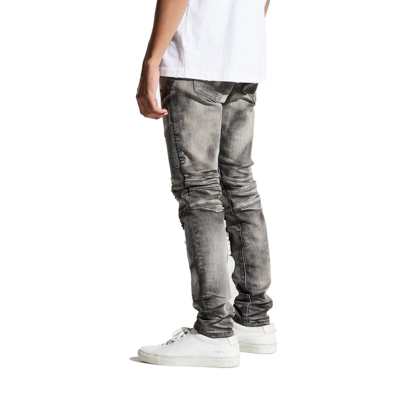Embellish Men's Hayes Biker Denims Back