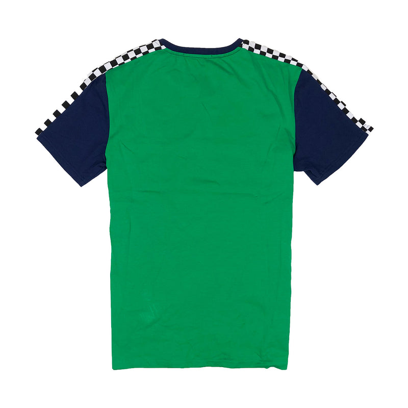 Eternity BC / AD Brazil Moto Tee Green Back
