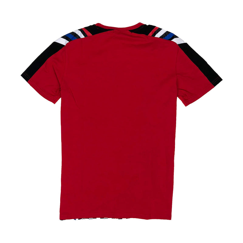 Eternity BC / AD France Racing Tee Red Back