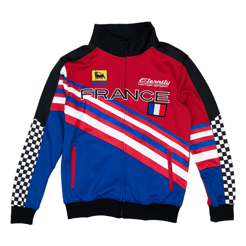 Eterntiy BC / AD France Racing Track Jacket Red