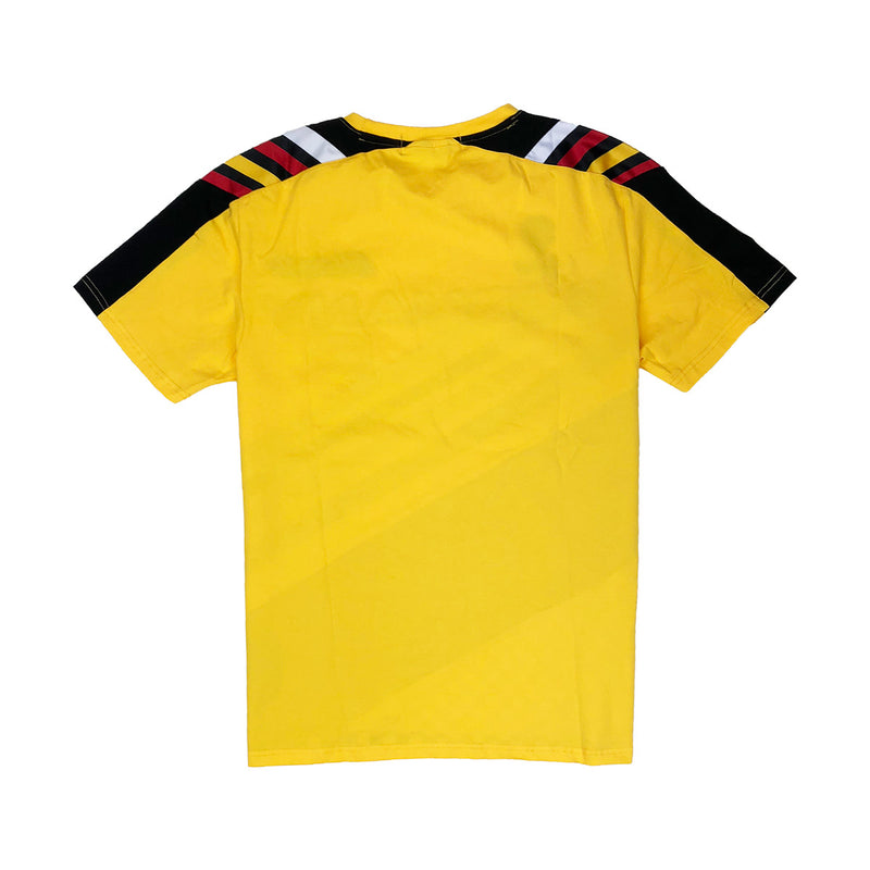 Eternity BC / AD Germany Racing Tee Yellow Back