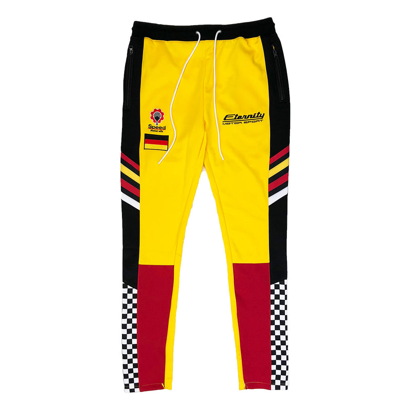 Eternity BC / AD Germany Racing Track Pants Yellow