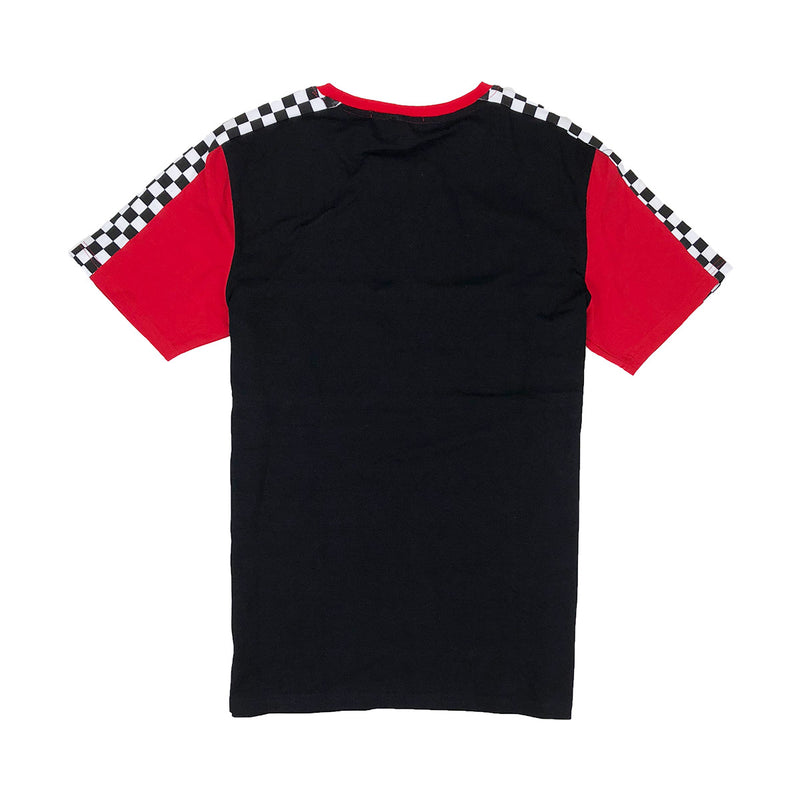 Eternity BC / AD Japan Moto Tee Black Back