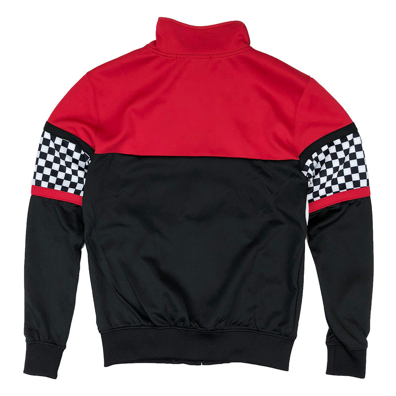 Eternity BC / AD Japan Moto Track jacket Black Back