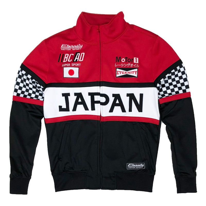 Eternity BC / AD Japan Moto Track jacket Black