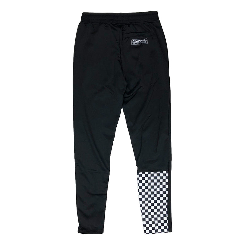 Eternity BC / AD Japan Moto Track Pants Black Back