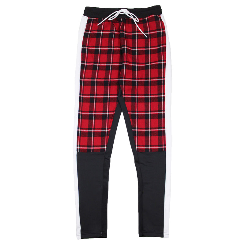 Hudson Outerwear 2.0 Plaid Pants Red