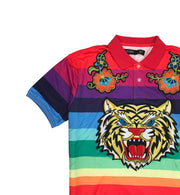 Hudson Outerwear Hollywood Tiger Polo Shirt - PremierVII