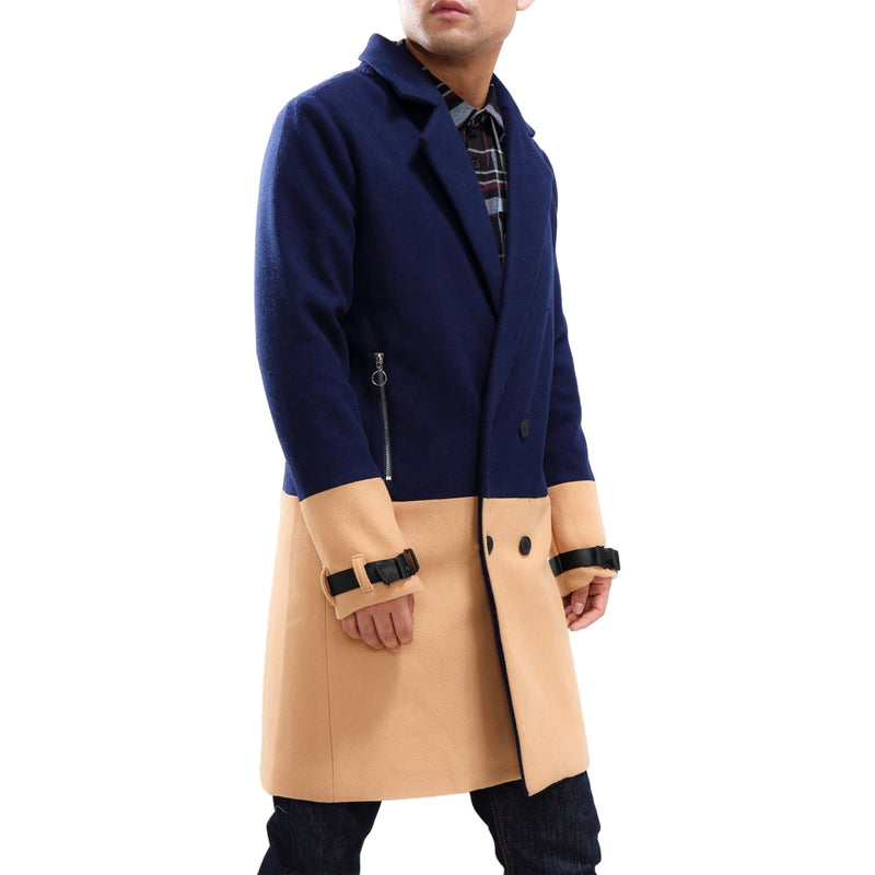 Hudson Outerwear Half Way There Car Coat Navy