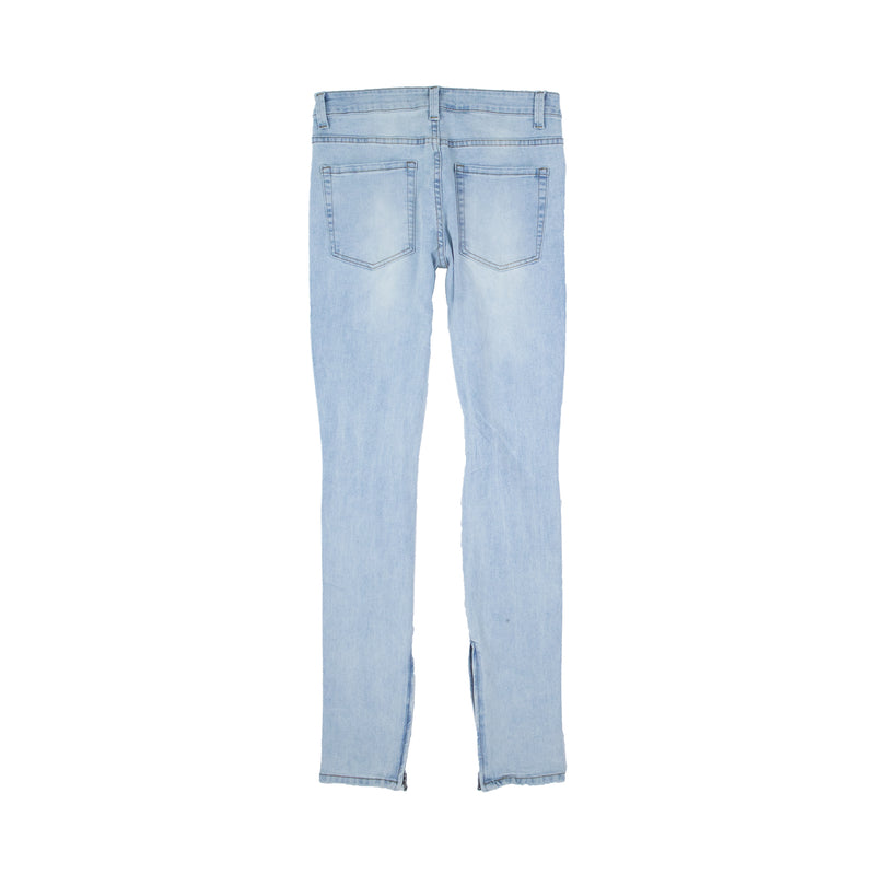 Hudson Outerwear Men's Icon Jeans Light Blue Back