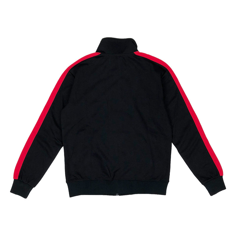 Hudson Outerwear NASA Track Jacket Black Back