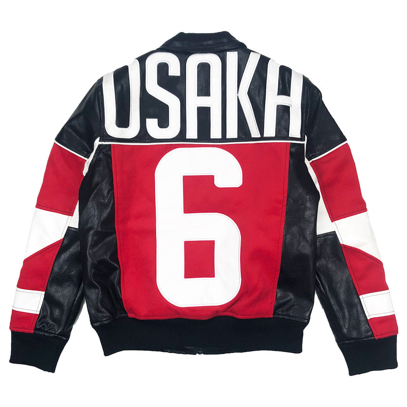 Iro-Ochi 96 Osaka Team Jacket Black Back