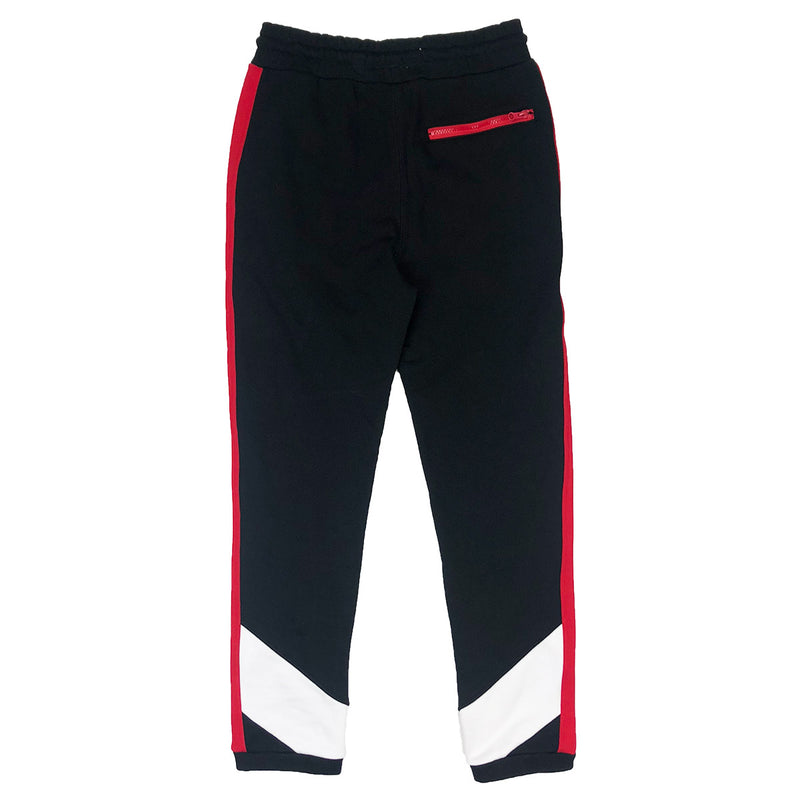 Iro-Ochi Chimu Sweatpants Black Back