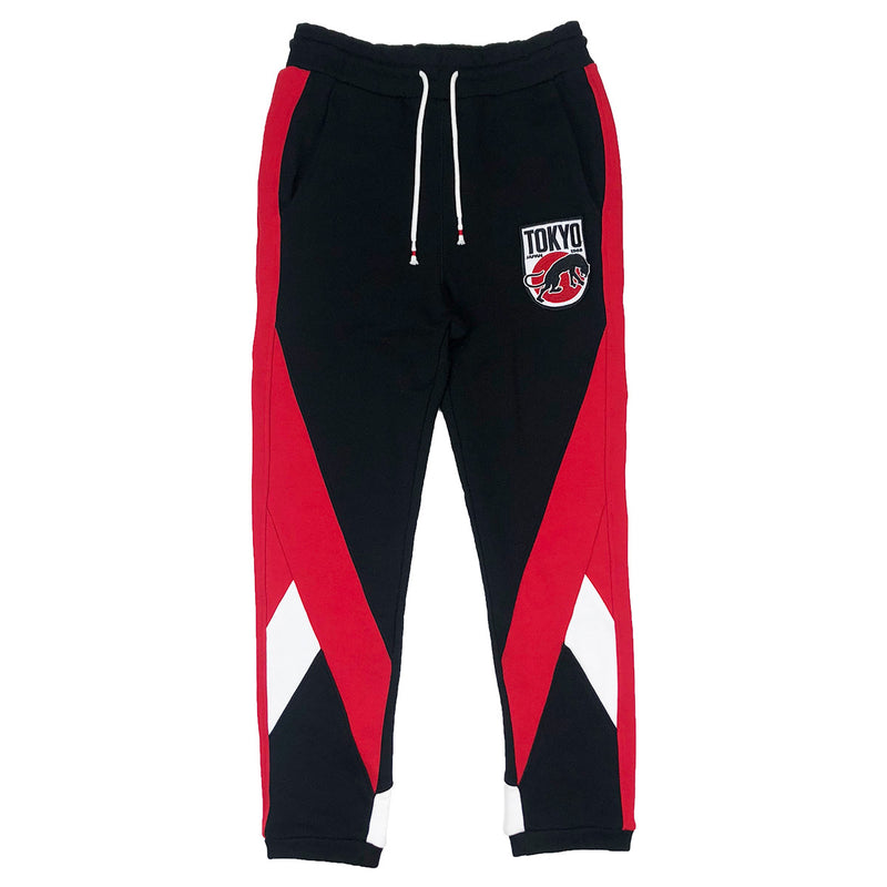 Iro-Ochi Chimu Sweatpants Black