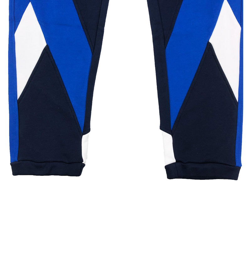 Iro-Ochi Chimu Sweatpants Navy Blue Ankles