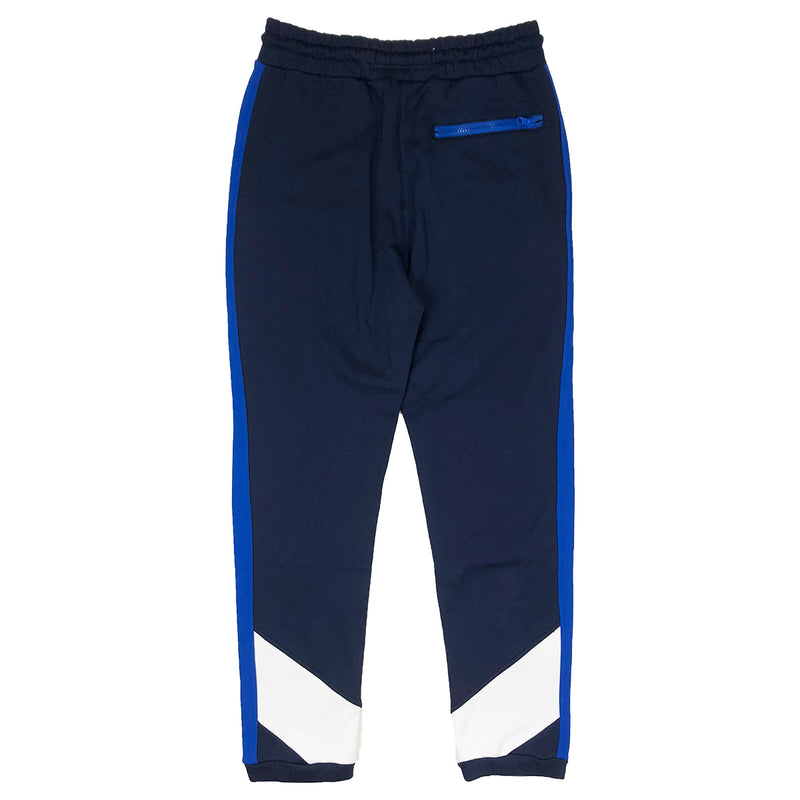 Iro-Ochi Chimu Sweatpants Navy Blue Back