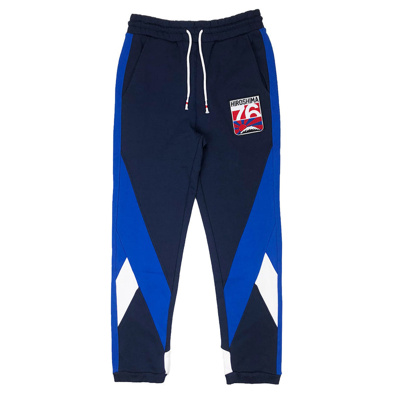 Iro-Ochi Chimu Sweatpants Navy Blue