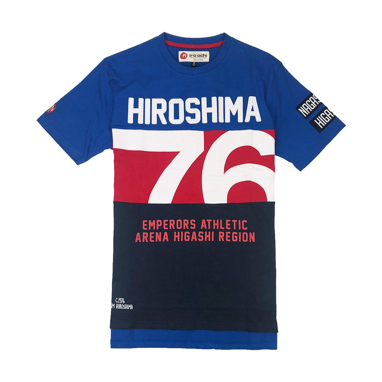 Iro-Ochi Emperor's Athletic Tee Navy