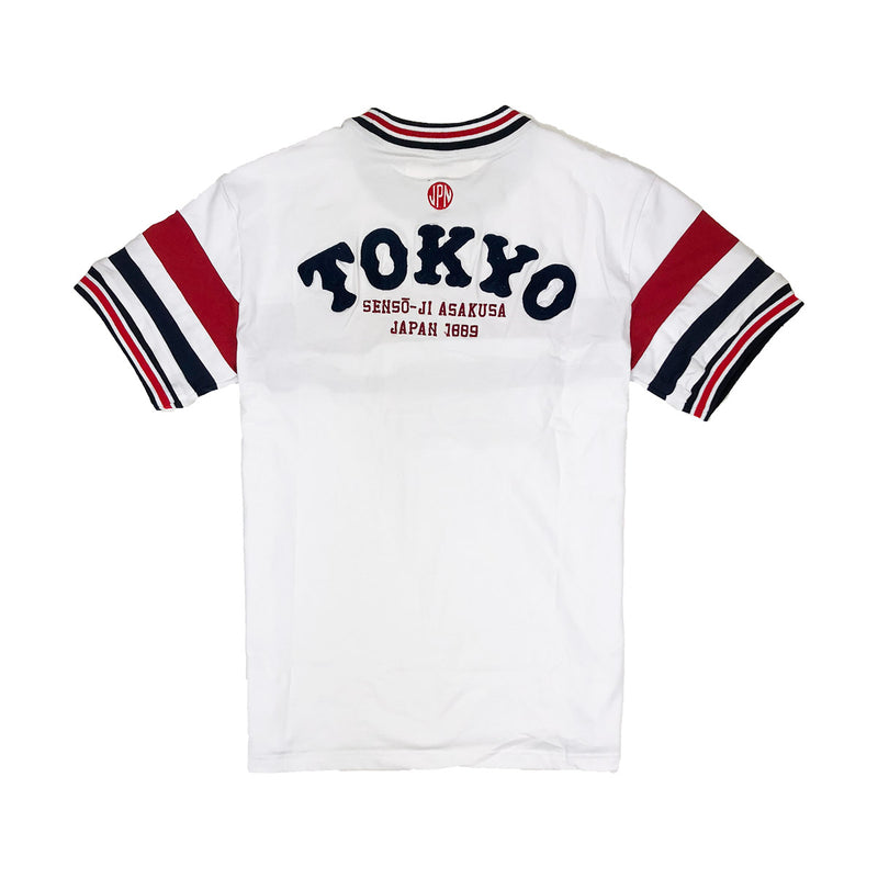 Iro-Ochi Trophy Tee White Back