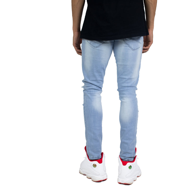 Jordan Craig Men's Sean Sarasota Denim Back