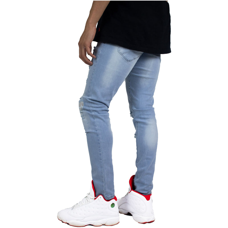 Jordan Craig Men's Sean Sarasota Denim Left