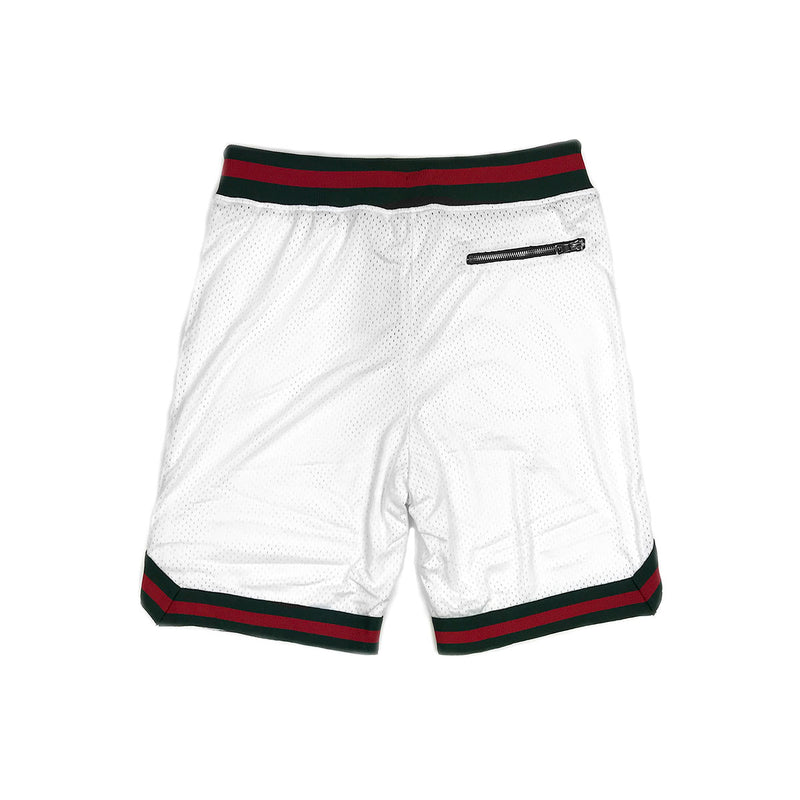 Jordan Craig Rucker Basketball Shorts Back