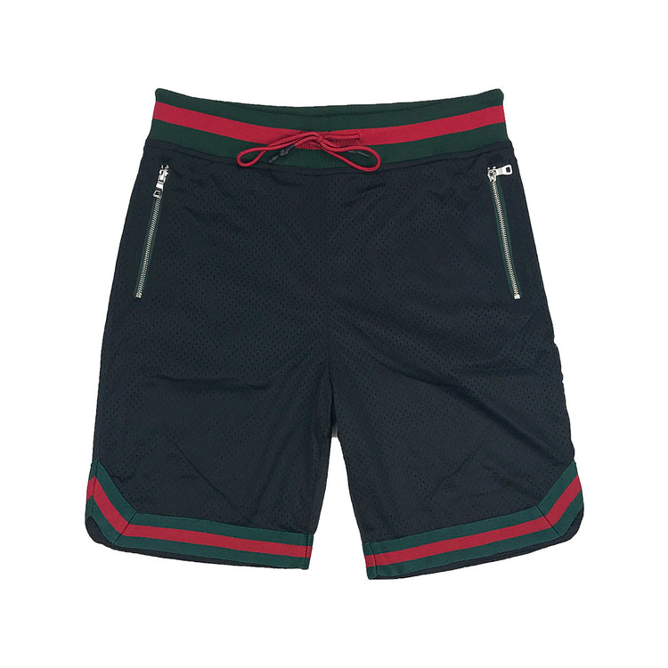 Jordan Craig Rucker Basketball Shorts Black