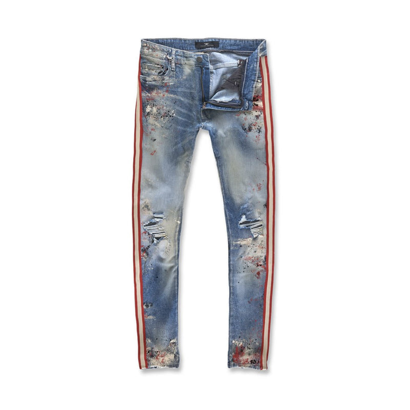 Jordan Craig Men's Varsity Denim Jeans