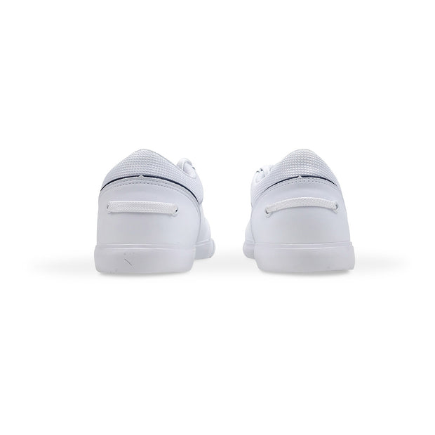 Lacoste Bayliss 318 2 CAM White / Navy Back