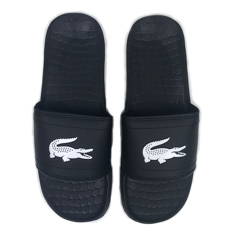 Lacoste Fraisier 118 1 US CAM Slides Black Overview