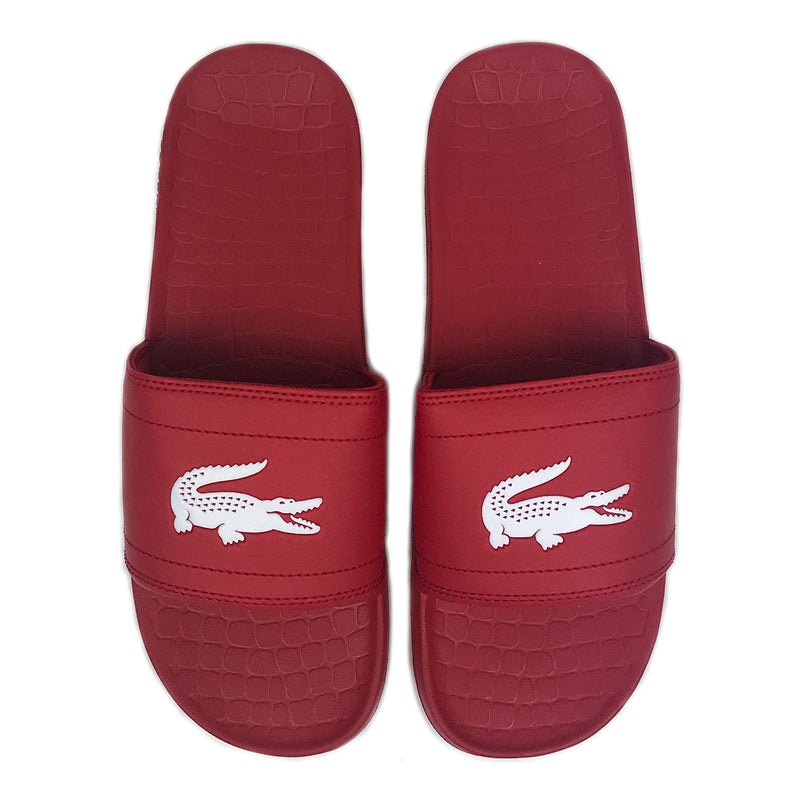 Lacoste Fraisier 118 1 US CAM Slides Red Overview