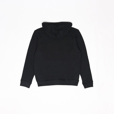Lacoste Men's Big Croc Script Hoodie Back