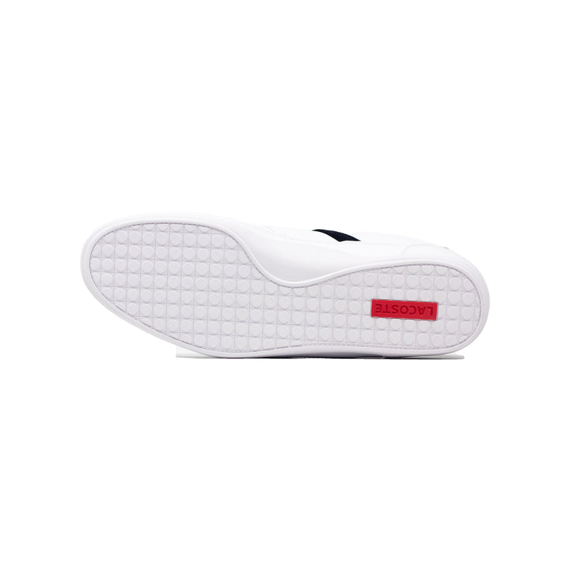 Lacoste Men's Chaymon Sneakers White / Black Bottom