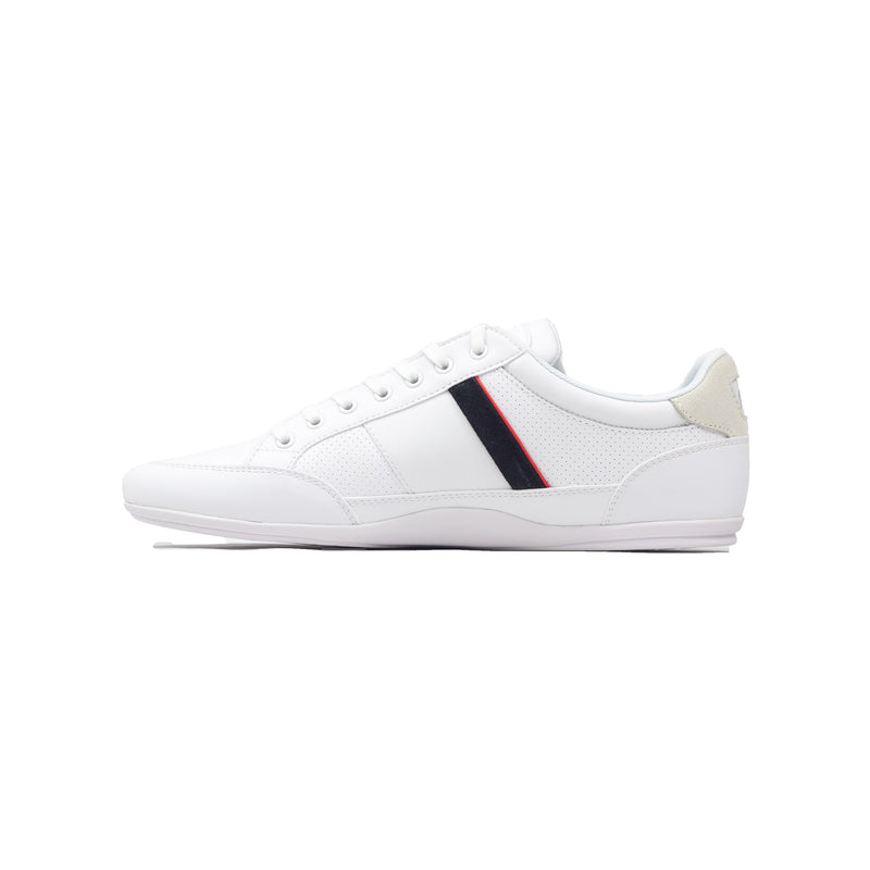 Lacoste Men's Chaymon Sneakers White / Black Left