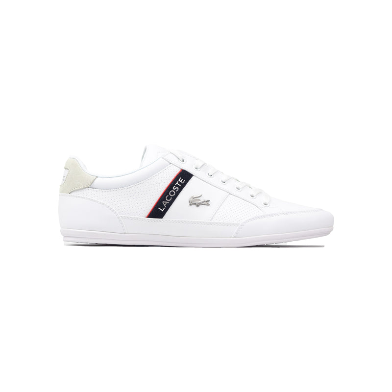 Lacoste Men's Chaymon Sneakers White / Black Right