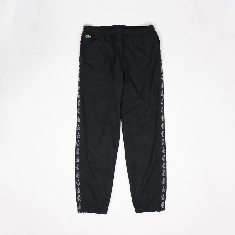Lacoste Men's Sport Tennis Sweatpants Black