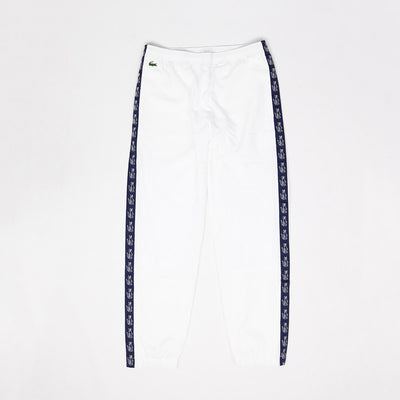 Lacoste Men's Sport Tennis Sweatpants White