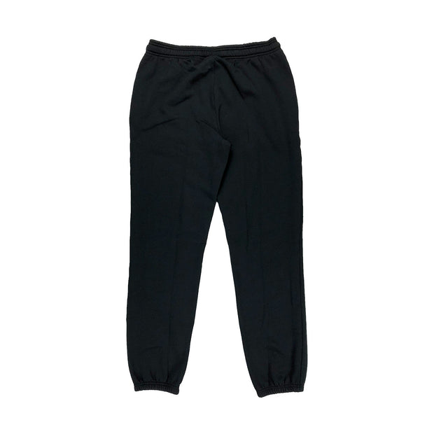 Lacoste Sport Tennis Fleece Track Pants Black Back