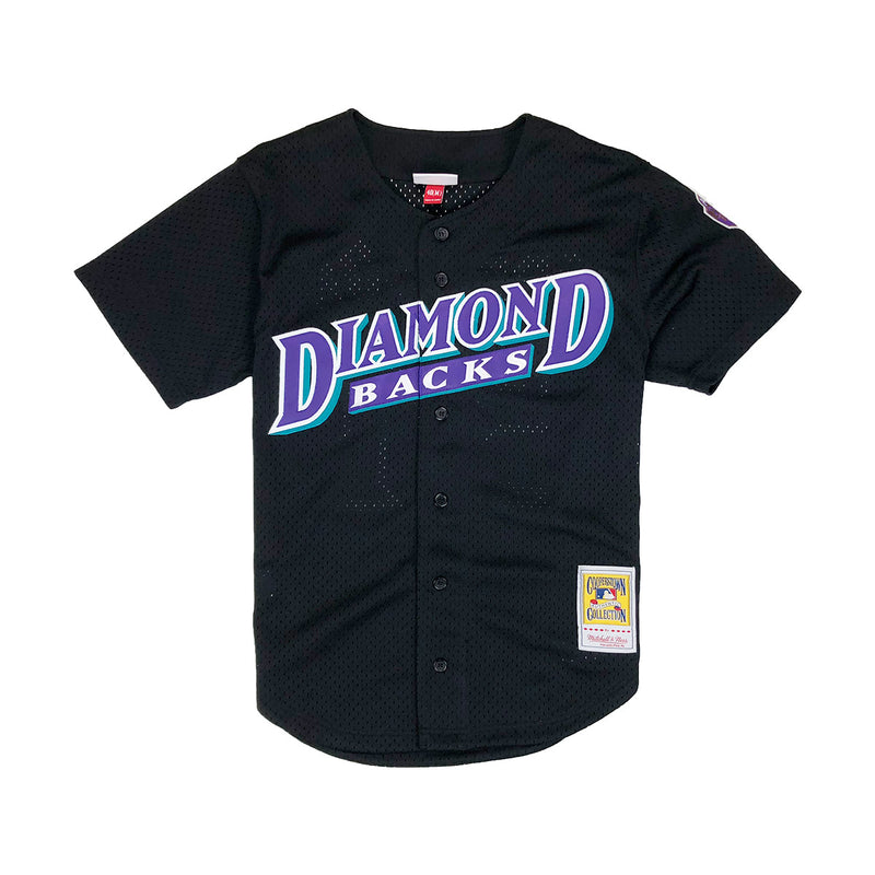Mitchell & Ness Arizona Diamondbacks Randy Johnson Baseball Jersey Black