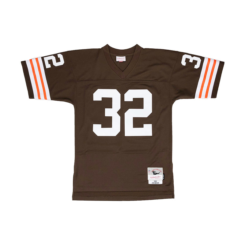 Mitchell & Ness Cleveland Browns Jim Brown Throwback Jersey Browns