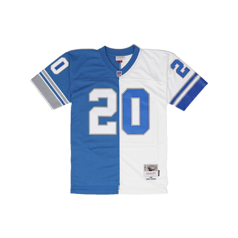 official photos d18c3 7a161 barry sanders jersey