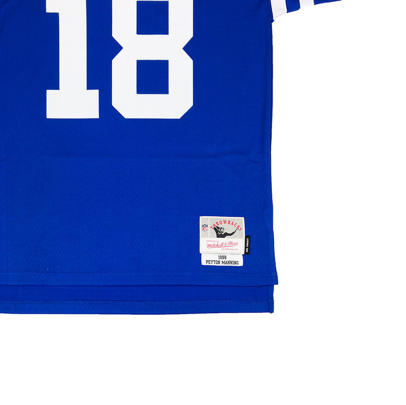 0929eb92b Mitchell & Ness - Indianapolis Colts Peyton Manning Throwback Jersey Blue  Tag