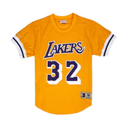 Mitchell & Ness Los Angeles Lakers Magic Johnson Mesh Jersey Gold