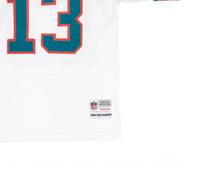 innovative design 96c5f 795c0 Mitchell & Ness Miami Dolphins Dan Marino Throwback Jersey