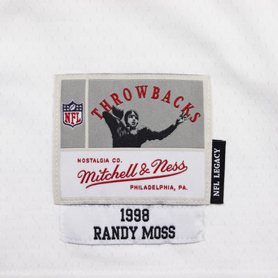 big sale 477f8 25c01 Mitchell & Ness Minnesota Vikings Randy Moss Throwback ...
