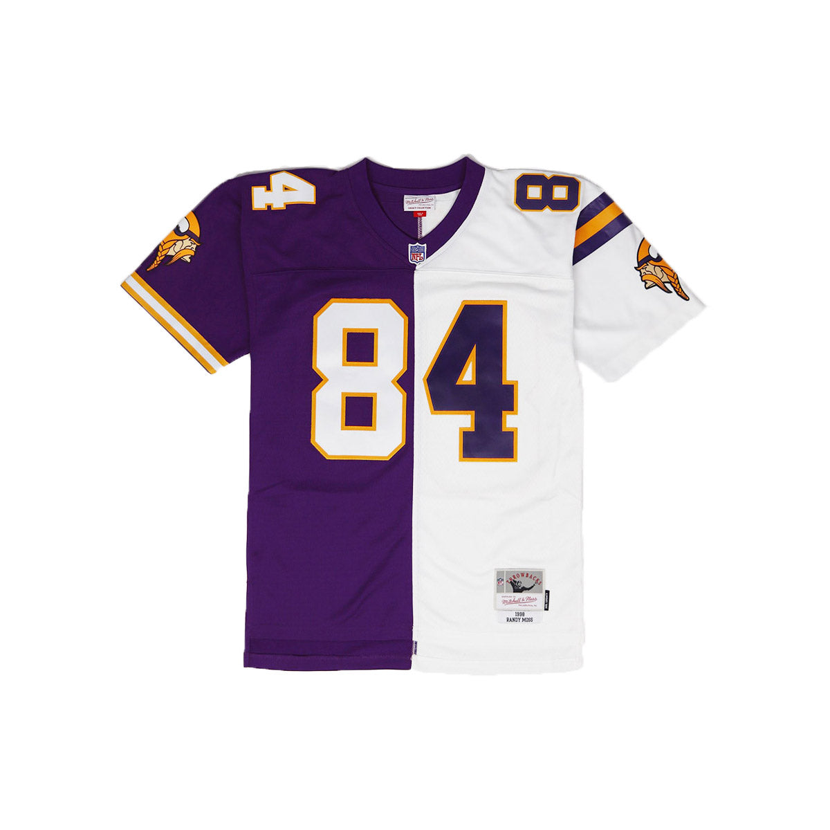 low priced 85c91 6ba0f Mitchell & Ness Minnesota Vikings Randy Moss Throwback Jersey
