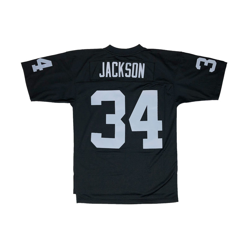 premium selection 8dd1a f1f9f Mitchell & Ness Oakland Raiders Bo Jackson Throwback Jersey
