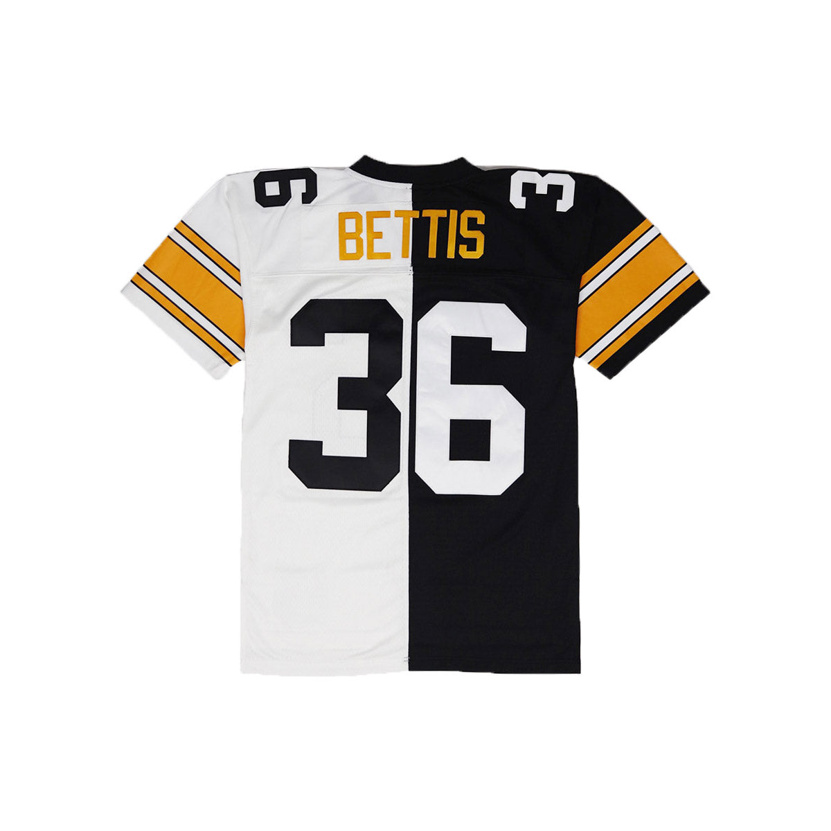 4fa89cd5b4c Mitchell   Ness Pittsburgh Steelers Jerome Bettis Throwback Jersey