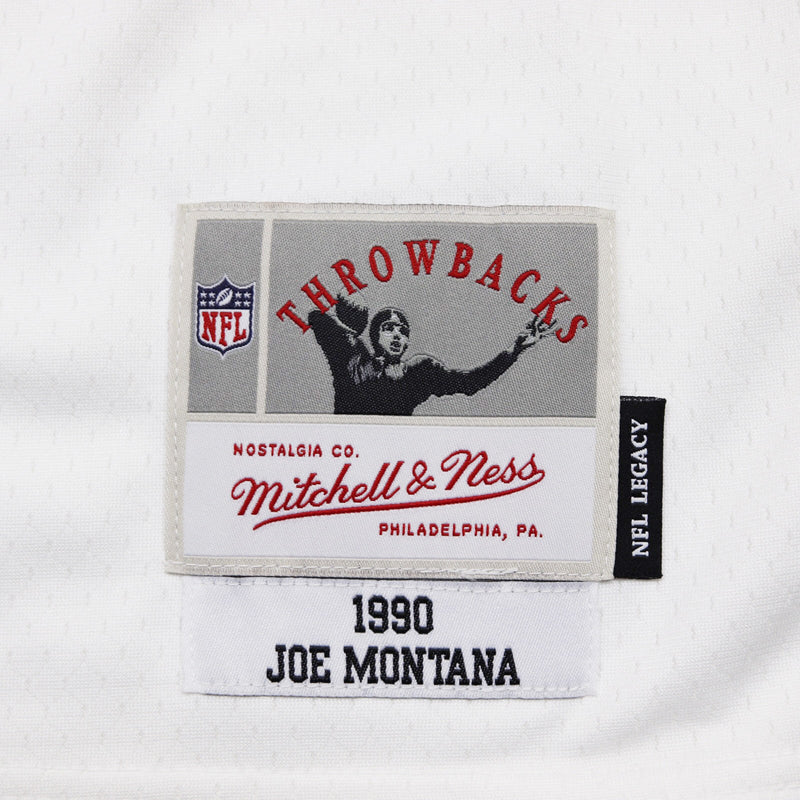 Mitchell & Ness San Francisco 49ers Joe Montana Throwback Jersey Tag